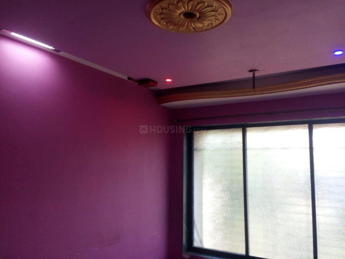 Living Room Image of 600 Sq.ft 1 BHK Apartment for buy in Kalyan West for 4000000