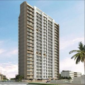 Gallery Cover Image of 975 Sq.ft 2 BHK Apartment for buy in Bandra East for 18300000