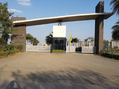 Gallery Cover Image of 1100 Sq.ft Residential Plot for buy in Mirchandani Shalimar Swayam, Bhangarh for 4070000