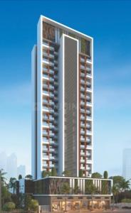 Gallery Cover Image of 700 Sq.ft 1 BHK Apartment for buy in Neel Sidhi Anexo, Ghansoli for 8000000