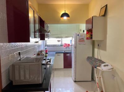 Kitchen Image of Mercy PG in Malleswaram