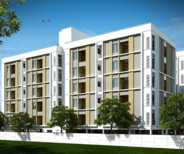 Gallery Cover Image of 1400 Sq.ft 2 BHK Apartment for buy in Radiance The Pride, Pallavaram for 9451000