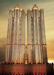 Gallery Cover Image of 780 Sq.ft 1 RK Apartment for buy in Arihant Clan Aalishan Phase II, Kharghar for 6300000