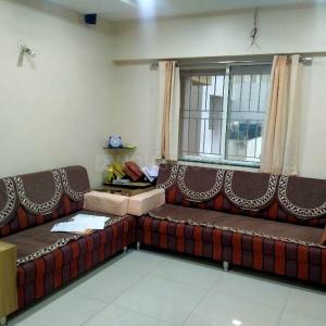 Gallery Cover Image of 617 Sq.ft 2 BHK Apartment for buy in Darode Serene County, Nanded for 4800000