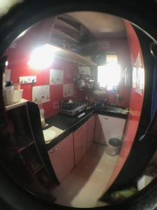 Kitchen Image of Single Big Room With Kitchen Use in Malad West