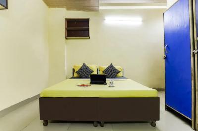 Bedroom Image of My Den PG in Shakti Nagar