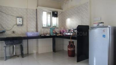 Kitchen Image of 301, Suryaman House in Aundh
