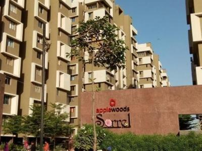 Gallery Cover Image of 1285 Sq.ft 2 BHK Apartment for buy in Shela for 3598000