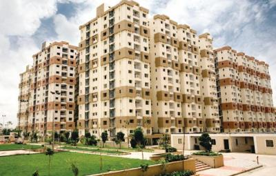Building Image of PG Accommodation Available For Men And Women In Myhome Jewel, in Miyapur