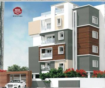 Gallery Cover Image of 1105 Sq.ft 2 BHK Apartment for buy in J P Nagar 8th Phase for 4418000