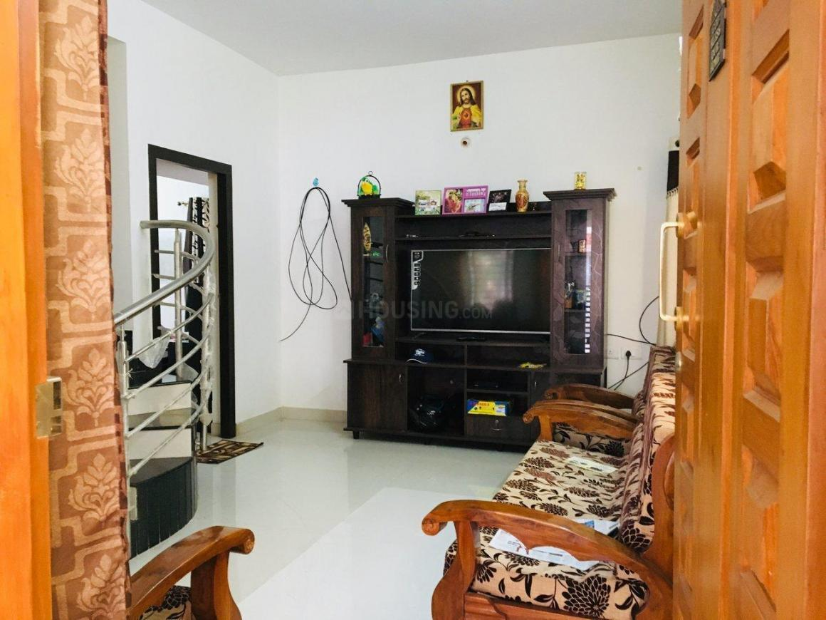 Living Room Image of 1652 Sq.ft 3 BHK Villa for rent in Electronic City for 20000