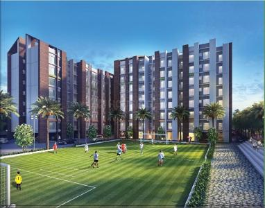Gallery Cover Image of 742 Sq.ft 2 BHK Apartment for buy in Barrackpore for 2077600