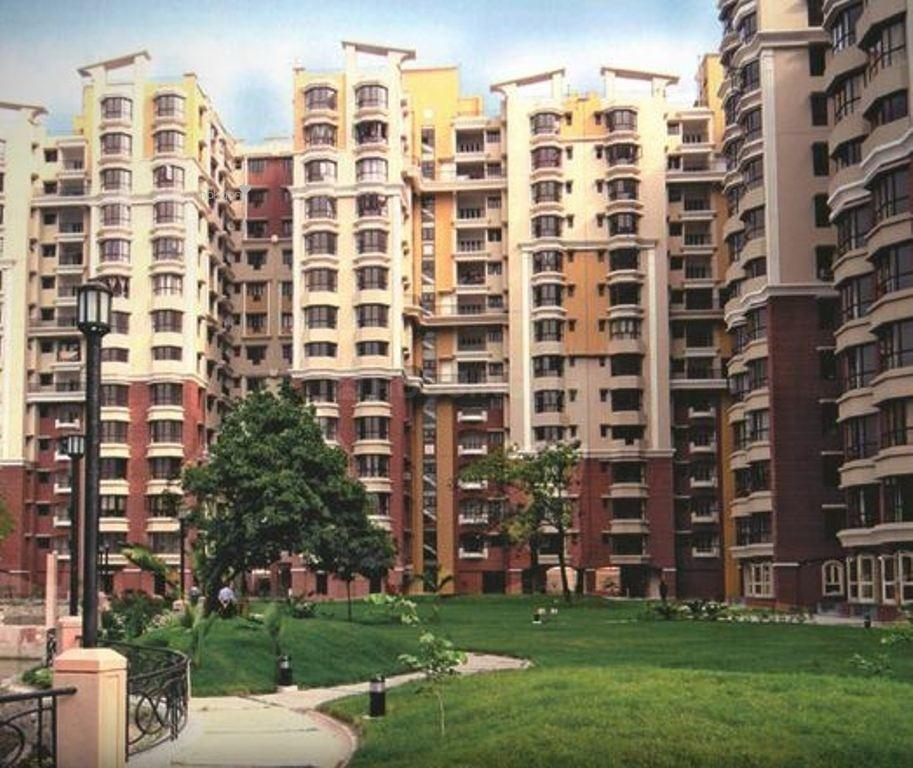 Building Image of 1411 Sq.ft 3 BHK Apartment for rent in Garia for 29000