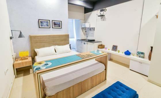 महादेवपुरा में सनराइज़ में बेडरूम की तस्वीर