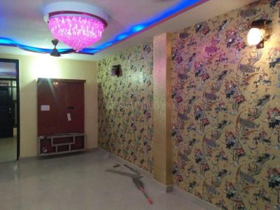 Gallery Cover Image of 370 Sq.ft 1 BHK Independent Floor for buy in Dwarka Mor for 1400000