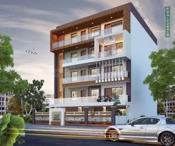 Gallery Cover Image of 500 Sq.ft 4 BHK Independent Floor for buy in Sector 21B for 17000000