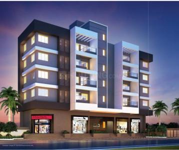 Gallery Cover Image of 1242 Sq.ft 3 BHK Apartment for buy in Lotus Laxmi 3, Vikas Nagar for 6380000