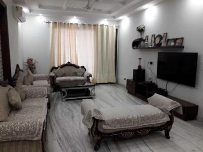 Gallery Cover Image of 1550 Sq.ft 3 BHK Independent Floor for rent in Sector 51 for 40000