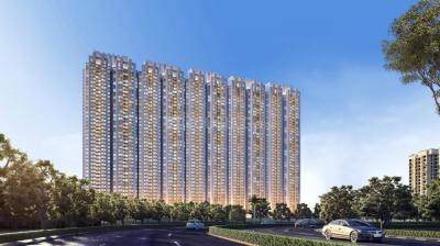 Gallery Cover Image of 800 Sq.ft 2 BHK Apartment for buy in Raymond Realty Phase 2, Thane West for 15000000
