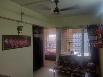 Gallery Cover Image of 450 Sq.ft 1 BHK Apartment for rent in Parel for 23000