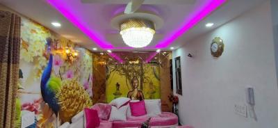 Gallery Cover Image of 1100 Sq.ft 3 BHK Independent Floor for rent in ARE Uttam Nagar Floors, Uttam Nagar for 14000