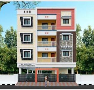 Gallery Cover Image of 1220 Sq.ft 3 BHK Apartment for buy in Iyyappanthangal for 8400000