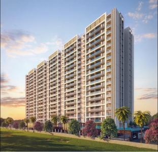Gallery Cover Image of 995 Sq.ft 2 BHK Apartment for buy in Mantra Codename Kingdom Phase 2, Balewadi for 7200000