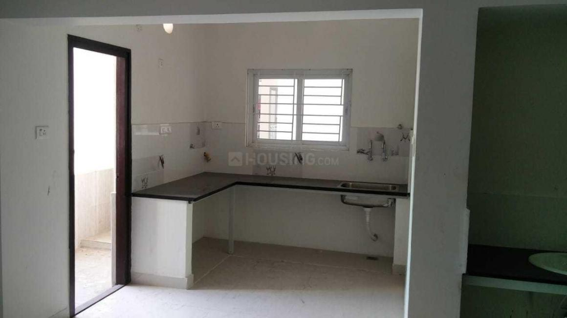 Kitchen Image of 1610 Sq.ft 3 BHK Apartment for rent in Balanagar for 25000