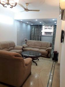 Gallery Cover Image of 1550 Sq.ft 3 BHK Independent Floor for rent in Sector 7 Dwarka for 26000