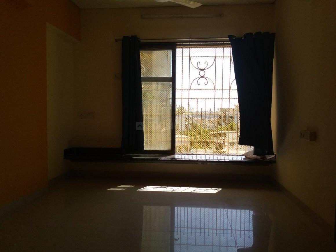 Living Room Image of 650 Sq.ft 1 BHK Apartment for rent in Andheri West for 40000