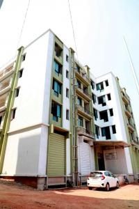 Gallery Cover Image of 645 Sq.ft 1 BHK Apartment for buy in Jagatpur Industrial Estate for 1600000
