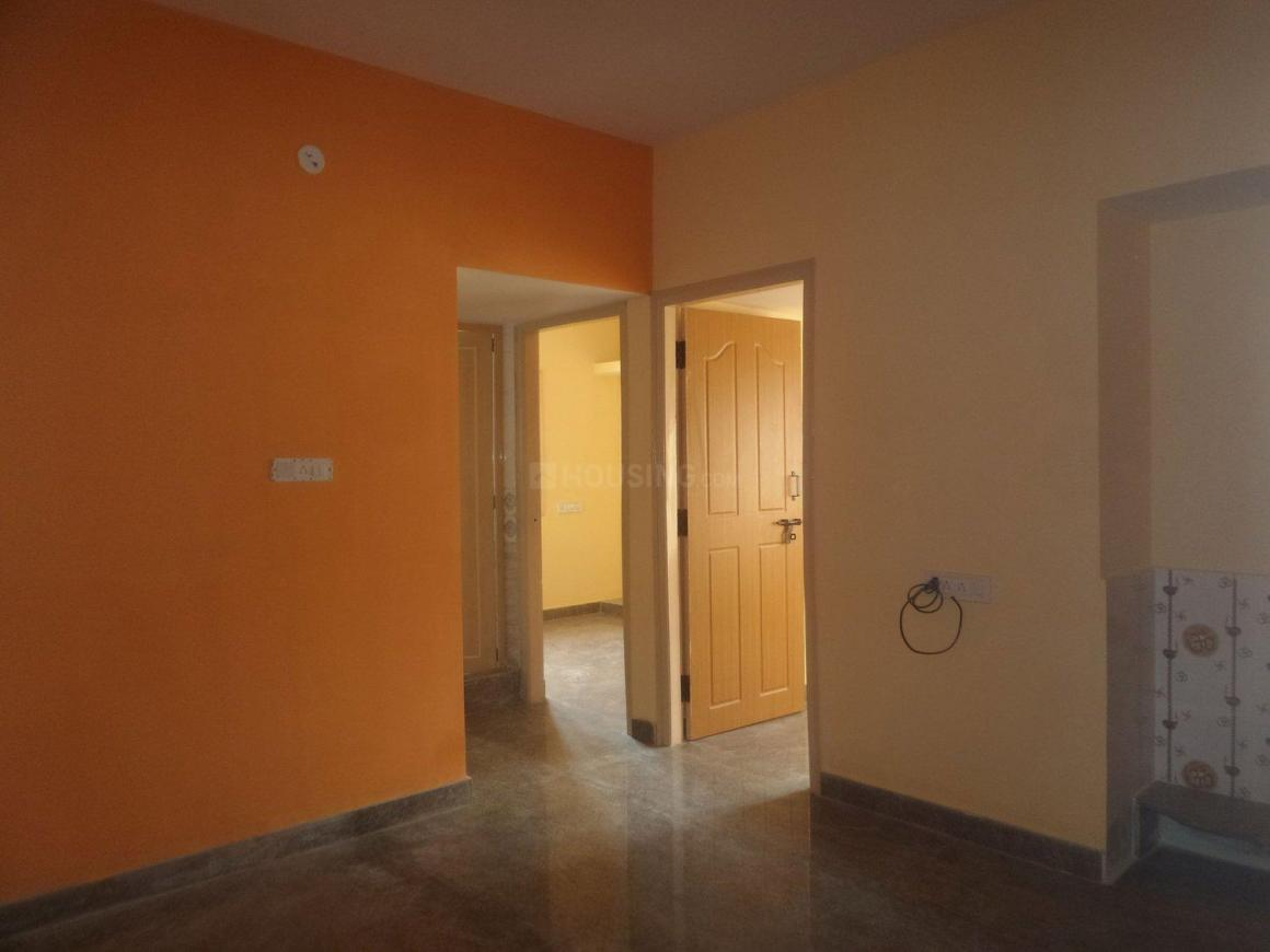 Living Room Image of 580 Sq.ft 2 BHK Apartment for rent in Padmanabhanagar for 8000