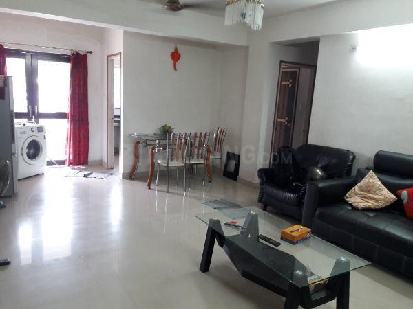 Living Room Image of 881 Sq.ft 2 BHK Apartment for rent in Mourigram for 10000