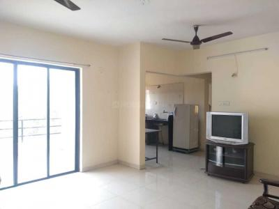 Gallery Cover Image of 950 Sq.ft 2 BHK Apartment for rent in Vishrantwadi for 17000