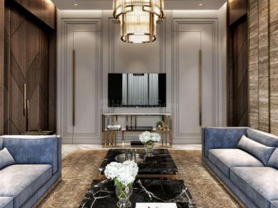 Gallery Cover Image of 4410 Sq.ft 4 BHK Apartment for buy in Harsha Sky High, Jubilee Hills for 44000000