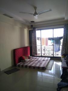 Gallery Cover Image of 650 Sq.ft 1 BHK Apartment for rent in Vashi for 23000