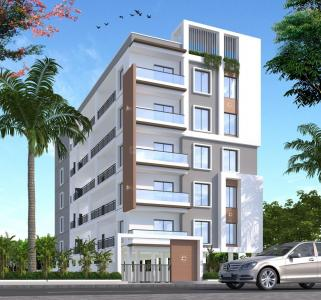 Gallery Cover Image of 1216 Sq.ft 2 BHK Apartment for buy in Puppalaguda for 6200000