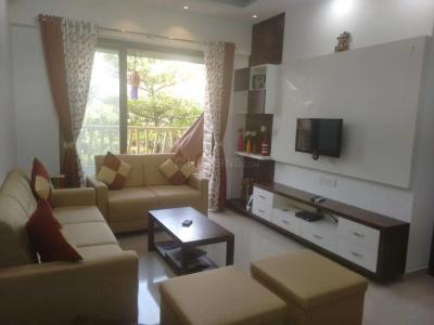 Gallery Cover Image of 932 Sq.ft 2 BHK Apartment for rent in Belapur CBD for 37000