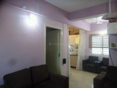 Gallery Cover Image of 641 Sq.ft 1 BHK Apartment for buy in Gunjur Palya for 2900000
