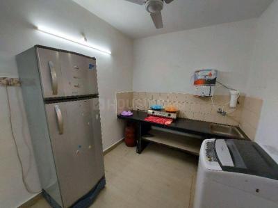 विमान नगर में फ़ेम पीजी के किचन की तस्वीर