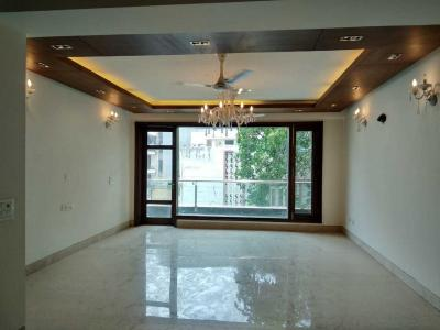 Gallery Cover Image of 2400 Sq.ft 3 BHK Independent Floor for rent in Sadiq Nagar for 120000