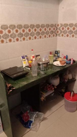 Kitchen Image of 300 Sq.ft 1 BHK Independent House for rent in Bhandup West for 5000