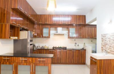 Kitchen Image of PG 4643198 Marathahalli in Marathahalli