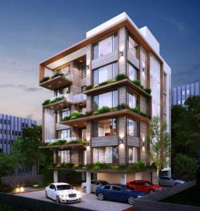 Gallery Cover Image of 2096 Sq.ft 4 BHK Apartment for buy in Thiruvanmiyur for 34499340