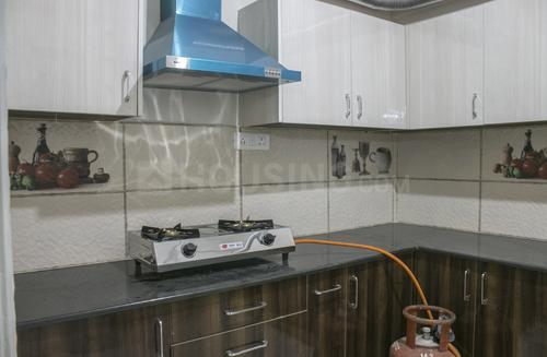 Kitchen Image of Babu Nest 002 in Hennur