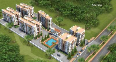 Gallery Cover Image of 906 Sq.ft 2 BHK Apartment for buy in Aspira Aashiyana, Rajarhat for 2989800