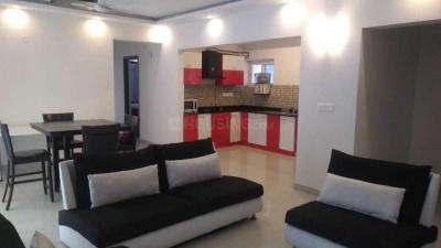 Gallery Cover Image of 1750 Sq.ft 3 BHK Apartment for rent in Harlur for 45000