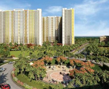 Gallery Cover Image of 652 Sq.ft 1 BHK Apartment for buy in Dombivli East for 3700000