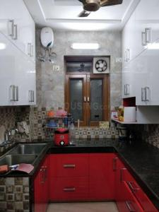 Gallery Cover Image of 790 Sq.ft 1 RK Independent Floor for rent in Rajouri Garden for 14500