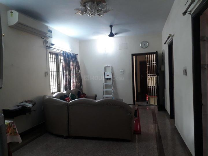 Living Room Image of 1500 Sq.ft 3 BHK Apartment for rent in Kodambakkam for 40000